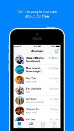 Want To Facebook Chat On Mobile? Now You'll Need Facebook Messenger - ReadWrite