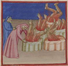 Dante Alighieri, Divina Commedia, prima cantica : Inferno. Con l'Ottimo Commento Date d'édition : 1301-1400 Type : manuscrit Langue :Italien