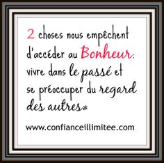 Le bonheur Some Quotes, Great Quotes, Inspirational Quotes, Image Citation, French Quotes, Life Words, Positive Attitude, Motivation, Life Inspiration