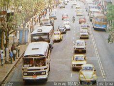 Resultado de imagem para onibus anos 70   sao paulo