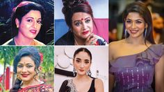 Bangladeshi actresses surpassed the boundaries of Dhallywood to made their presence felt in Bollywood movies. Among them, most of the actresses found their way directly into Bollywood, while others starred in co-produced movies.