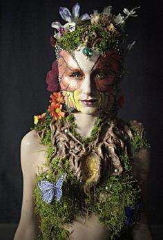 "Face Off Episode 505 ""Mother Earth Goddess"" - Laney"