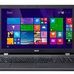 "Acer EX2519-P5F5 Extensa Notebook, Processore Intel Pentium Quad Core Processor N3700, RAM 4 B, HDD 500 GB Display 15.6"", Scheda Grafica Intel HD Graphics, Nero"
