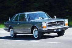 Mercedes-Benz 300 SEL 6.3 Pininfarina Coupe - road drive