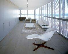 Air Apartments - Ian Moore Architects  Living Room #interiordesign #modern #livingroom #homedesign