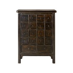 Black Apothecary Cabinet | Arhaus Furniture