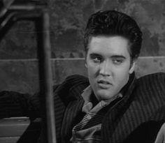 12 GIFs To Honor Elvis Presley's Birthday I want a guy to look at me like this!!!!