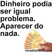 Dinheiro podia ser igual a problema, Funny Images, Photos Online, Funny Jokes, is a funny way in life! New Years Eve Party, Just For Laughs, Funny Images, Funny Jokes, Humor, Words, Quotes, Manual, Scrap