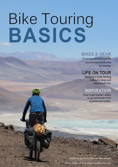 Today we have three big announcements to make: a totally redesigned website, a new version of our free Bike Touring Basics eBook and a new touring bike! Have a look around, download the book and fi…