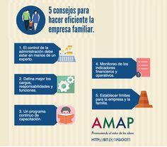 5 consejos para hacer eficiente la empresa familiar