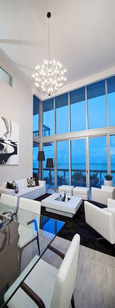 Die 11 besten Bilder von Schwarz Und Weiß Wohnung Design ...