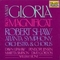 Gloria / Magnificat ~ Robert Shaw, http://www.amazon.com/dp/B000003CVK/ref=cm_sw_r_pi_dp_1G95rb181CTEM