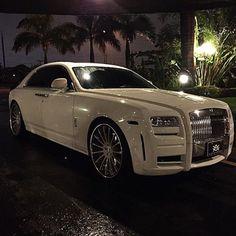 #Rolls Royce #Ghost