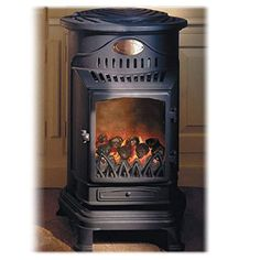 dovre gas kaminofen vintage 35 ga gasofen wohnzimmer und h uschen. Black Bedroom Furniture Sets. Home Design Ideas