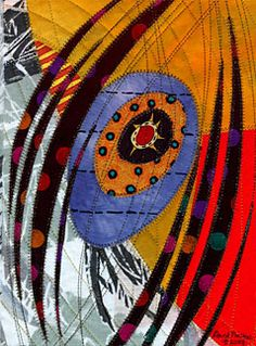 David Walker: Art Quilts - In the Beginning Series