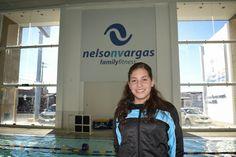 Raquel Rubalcava Reyes, un talento de la natación de Aguascalientes ~ Ags Sports