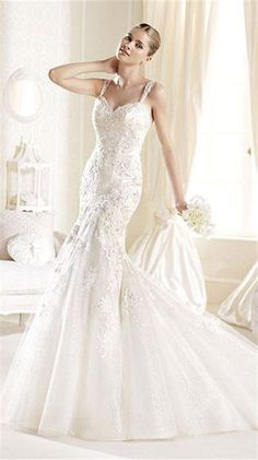 109 Fabulous Mermaid Wedding Dresses