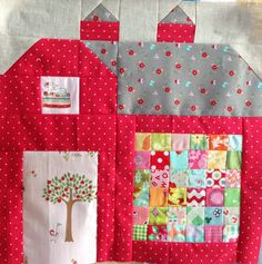 dream quilt create: The Quilty Barn Along #3