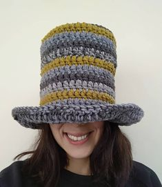 """4 """"Μου αρέσει!"""", 2 σχόλια - NAVAMO (@navamo_official) στο Instagram: """"Crazy hair day? Put on a crazy 𝕙𝕒𝕥! Actually, 𝕡𝕦𝕥 𝕠𝕟 𝕤𝕠𝕞𝕖 𝕔𝕣𝕒𝕫𝕚𝕟𝕖𝕤𝕤 𝕒𝕟𝕪𝕨𝕒𝕪... Feels good! """"𝒩𝑒𝓌 𝒯𝑜𝓅…"""" Diy Crafts To Sell, Diy Crafts For Kids, Home Crafts, Sell Diy, Kids Diy, Decor Crafts, Diy Room Decor, Winter Hats, Crochet Hats"""