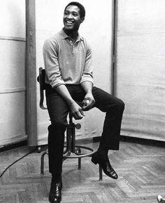 Same Cooke in the studio: 1963