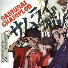 I'm listening to 2 Messages by Samurai Champloo on Pandora