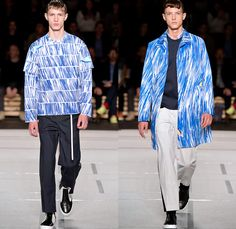 KENZO 2014 Spring Summer Mens Runway Collection - Mode A Paris Masculine Printemps Été 2014 Homme France Catwalk Fashion Show: Designer Denim Jeans Fashion: Season Collections, Runways, Lookbooks and Linesheets