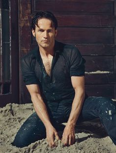 Stephen Moyer as Bill Compton on True Blood