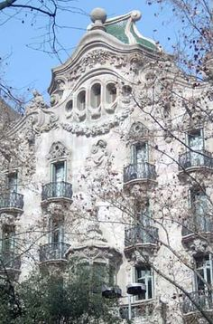 fachada principal Colomat Barcelona