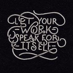 Typography Mania #279 | Abduzeedo Design Inspiration
