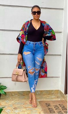African Print Dresses, African Print Fashion, African Fashion Dresses, Fashion Outfits, Classy Outfits, Beautiful Outfits, Cute Outfits, African Attire, African Wear