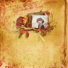 A la faveur de l'automne {retro version} , kit by Fanette Designs @ http://www.myscrapartdigital.com/shop/index.php?main_page=index&cPath=24_28, photos Maria Gvedashvili TFL and comments!