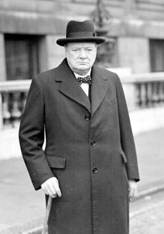 Winston Churchill Through The Years: A Life In Pictures