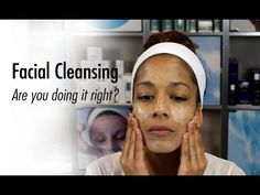 How to Wash Your Face | Facial Cleansing, Skin Care Routine | Hydra 4