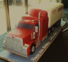 Peterbilt Tractor & Trailer