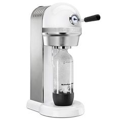 kitchenaid sparkling beverage makers powered by sodastream