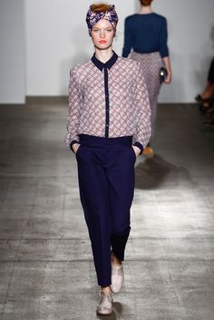 Karen Walker Spring 2012 Ready-to-Wear Collection Slideshow on Style.com