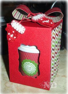 Paper Dreams & Creative Wishes: Mini-Single Cup