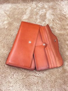 Handmade leather wallet vintage wallet women от MagicLeatherStudio