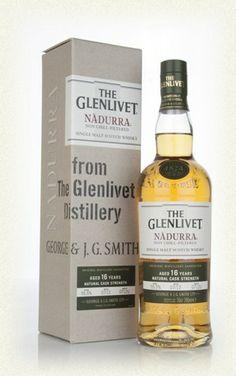 The Glenlivet 16 Year Old Nadurra Batch 0712U (Obscure)