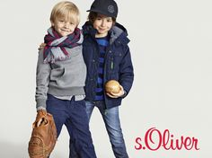 s.Oliver Casual collection fall-winter 2013. More @ www.soliver.com
