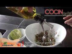 Chimichurri de cilantro y pimentón • Esta salsa se recomienda para todos los productos que se utilizan en las parrilladas • www.cocinarte.co