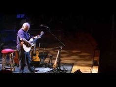 """David Gilmour-shine on you crazy diamond (live acoustic) 
