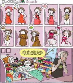 Satirinhas - Quadrinhos, tirinhas, curiosidades e muito mais! - Part 50