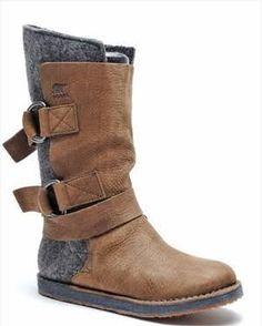 Sorel CHIPAHKO FELT Women's Winter Boots, UK