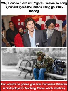 Wake up Canadians! he is truly a disgrace but he will surely reap that which he has sown. Dumbest People, Liberal Memes, God Help Me, Fun Signs, O Canada, Justin Trudeau, Truth Hurts, Prime Minister, Conspiracy