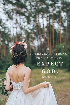 Psalm 31:24 #caravansonnet #scripture