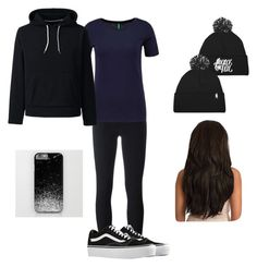 """""""Ada Quint (Outfit: #1)"""" by ada101 on Polyvore featuring Yeezy by Kanye West, Vans and Lands' End"""
