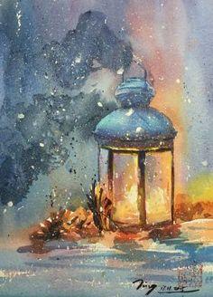 Warm Light by Jing Chen