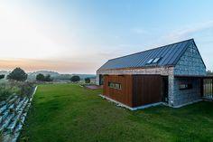 Landscape house, Poland