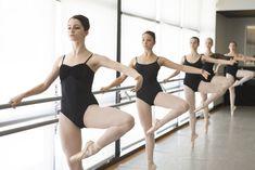 Ballet Austin Summer Intensive Level 8 (Photo Credit Anne Marie Bloodgood)